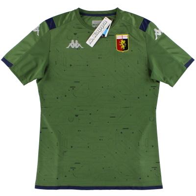 2019-20 Genoa Kappa Pre-Match Training Shirt *BNIB* M