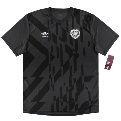 2019-20 Hearts Umbro Warm Up Jersey *w/tags* XXL