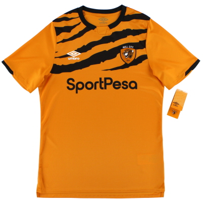 2019-20 Hull City Umbro Home Shirt *BNIB*