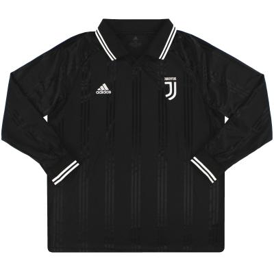 2019-20 Juventus adidas Icons Tee L/S XL