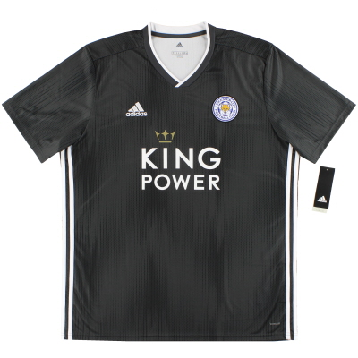 2019-20 Leicester adidas Third Shirt *w/tags* XL