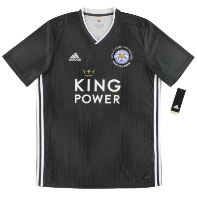 2019-20 Leicester adidas 'With You' Third Shirt *w/tags* L