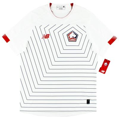 2019-20 Lille New Balance Third Shirt *w/tags* XL.Boys