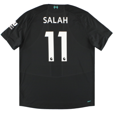 2019-20 Liverpool New Balance Third Shirt  Salah #11 *Mint* XL