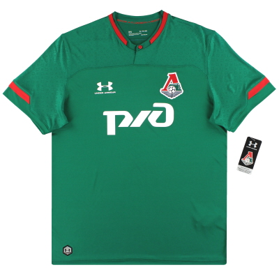 2019-20 Lokomotiv Moscow Under Armour Home Shirt *w/tags* XL