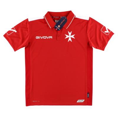 2019-20 Malta Givova Home Shirt *BNIB* M