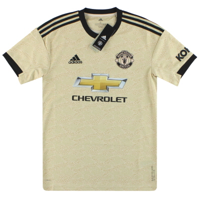 2019-20 Manchester United adidas Away Shirt *w/tags* S