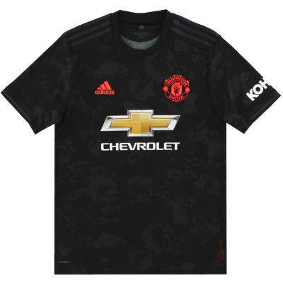 2019-20 Manchester United adidas Third Shirt M