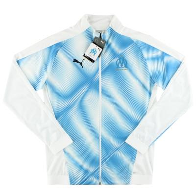 2019-20 Olympique Marseille Puma Stadium Jacket *BNIB*