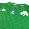 2019-20 Panathinaikos Kappa Kombat Pro Home Shirt *BNIB*