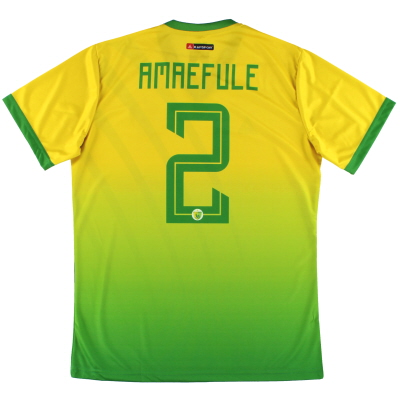 2019-20 Plateau United Kapspor Player Issue Home Shirt Amaefule #2 *w/tags* L