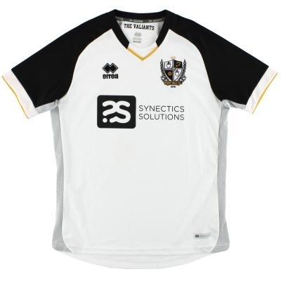 2019-20 Port Vale Errea Home Shirt M