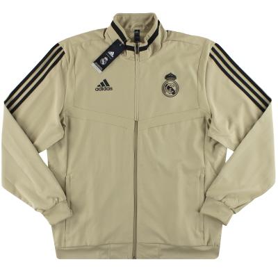 2019-20 Real Madrid adidas Presentation Jacket *w/tags* L
