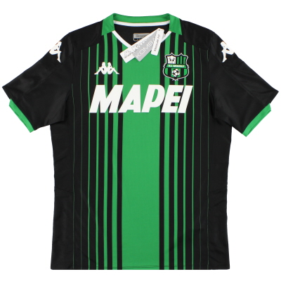 2019-20 Sassuolo Kappa Home Shirt *w/tags* L