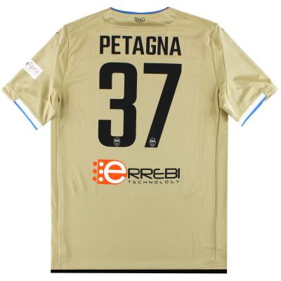 2019-20 SPAL Macron Away Shirt Petagna #37 *w/tags* XL