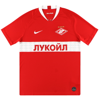 2019-20 Spartak Moscow Nike Home Shirt *As New*