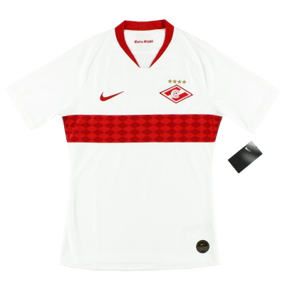 2019-20 Spartak Moscow Vapor Player Issue Away Shirt *w/tags*