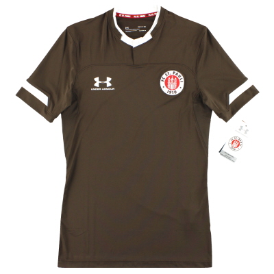 2019-20 St Pauli Under Armour Player Issue Home Shirt *w/tags*