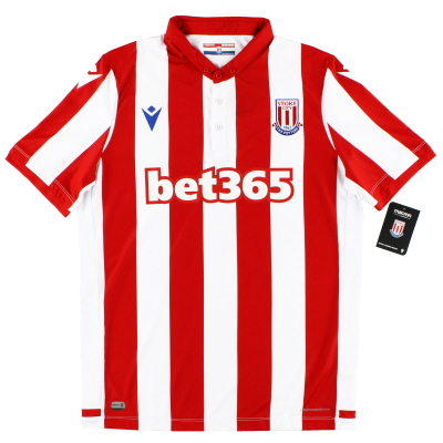 2019-20 Stoke City Home Shirt *BNIB*