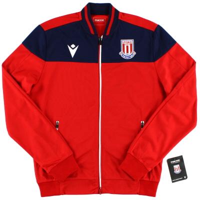 2019-20 Stoke City Macron Walkout Jacket *BNIB*
