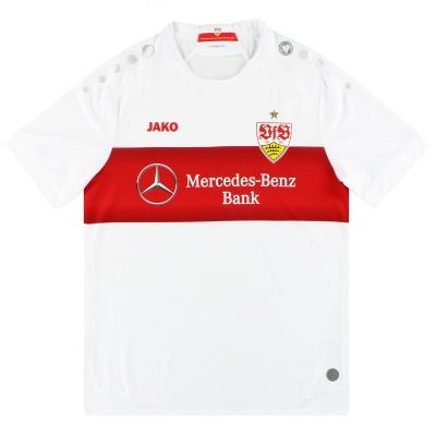 2019-20 Stuttgart Jako Home Shirt *As New* L