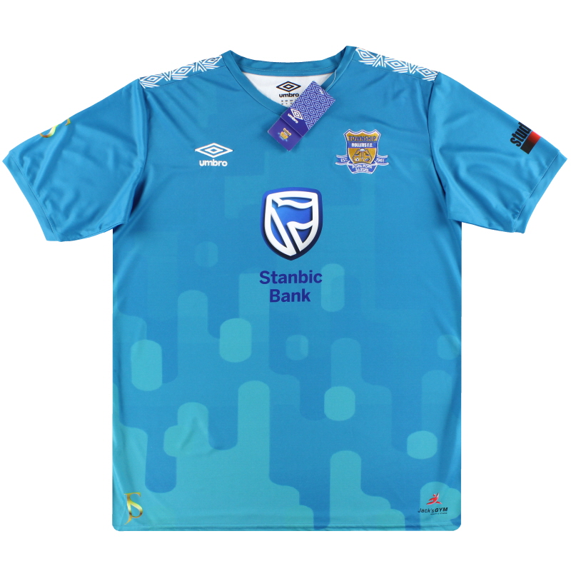 2019-20 Township Rollers Umbro Third Shirt *w/tags*