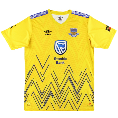 2019-20 Township Rollers Umbro Away Shirt *As New*