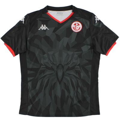 2019-20 Tunisia Kappa Kombat Third Shirt *BNIB* XL