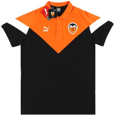 2019-20 Valencia Puma Iconic Polo T-Shirt *BNIB*