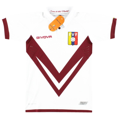 2019-20 Venezuela Givova Away Shirt *BNIB*