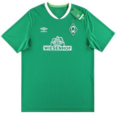 2019-20 Werder Bremen Umbro Home Shirt *w/tags*
