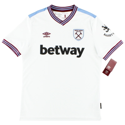 2019-20 West Ham Umbro Away Shirt *BNIB*