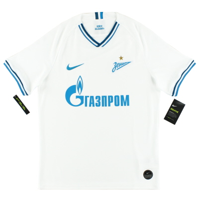 2019-20 Zenit St. Petersburg Away Shirt *w/tags*