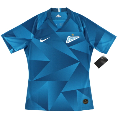 2019-20 Zenit St. Petersburg Vapor Player Issue Home Shirt *w/tags*