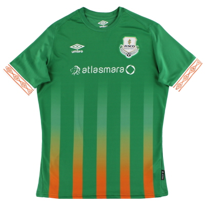 2019-20 ZESCO United Umbro Away Shirt *As New* S