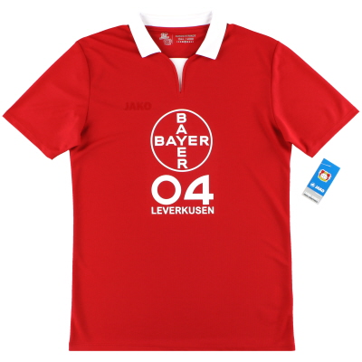 2019 Bayer Leverkusen Jako Limited Edition '40 Years' Home Shirt *w/tags*