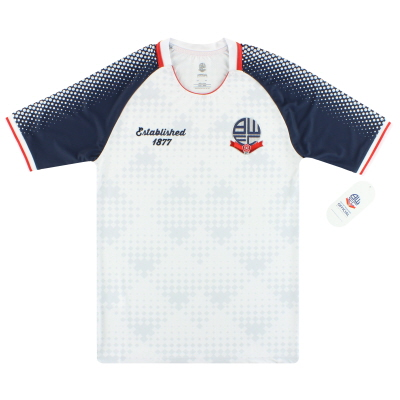 2019 Bolton Established 1877 Home Shirt *BNIB* L.Boys