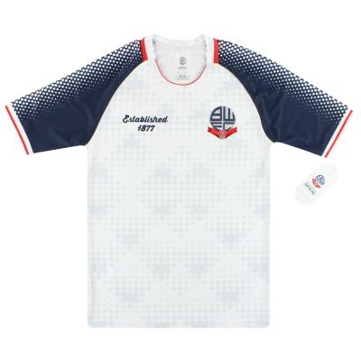 2019 Bolton Established 1877 Home Shirt *BNIB* 4XL