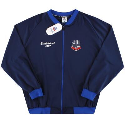 2019 Bolton Established 1877 Track Jacket *BNIB* 3XL