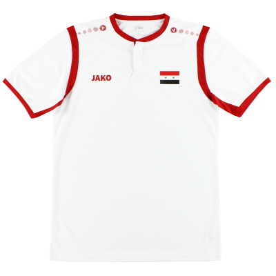 2019 Syria Jako Away Shirt *As New*
