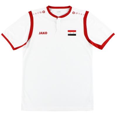 2019 Syria Away Shirt M