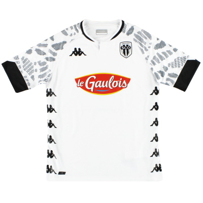 2020-21 Angers Kappa Kombat Away Shirt *As New* M