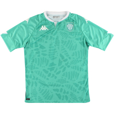 2020-21 Angers Kappa Kombat Third Shirt *As New*