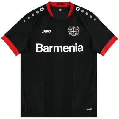 2020-21 Bayer Leverkusen Jako Home Shirt *As New*
