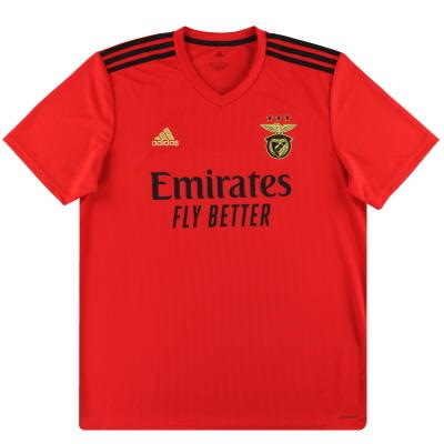 2020-21 Benfica adidas Home Shirt *Mint* XL