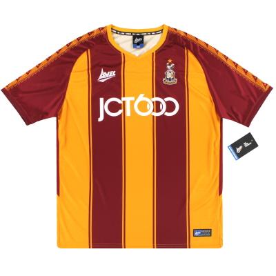 Bradford City home shirt