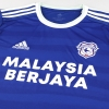 2020-21 Cardiff City adidas Home Shirt *BNIB*