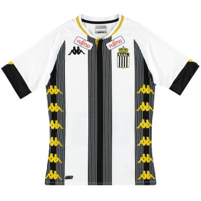 2020-21 Charleroi Kappa Kombat Pro Home Shirt *As New*