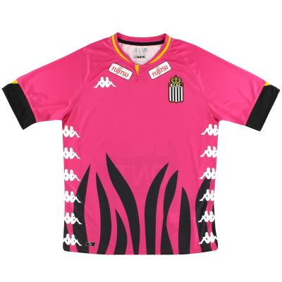 2020-21 Charleroi Kappa Kombat Pro Away Shirt *As New*