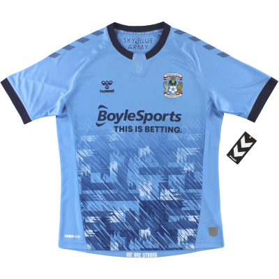 2020-21 Coventry Hummel Home Shirt *BNIB*